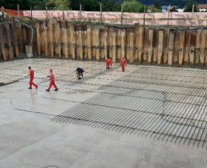 Podložni beton - 8.9.2020