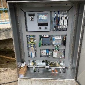 izvedena avtomatika črpališča - 06.01.2021